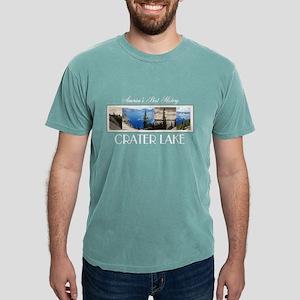 craterlake.png Mens Comfort Colors Shirt