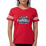 denali Womens Football Shirt