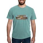 lassenvolcanicnp Mens Comfort Colors Shirt