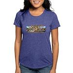 lassenvolcanicnp Womens Tri-blend T-Shirt