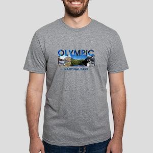olympic1.png Mens Tri-blend T-Shirt