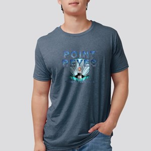 pointreyestran.png Mens Tri-blend T-Shirt