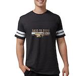 sandtosnow Mens Football Shirt