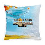 sandtosnow Everyday Pillow