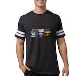 whiskeytown Mens Football Shirt