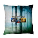 whiskeytown Everyday Pillow
