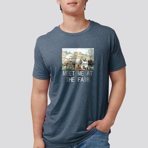 Country Fair Mens Tri-blend T-Shirt