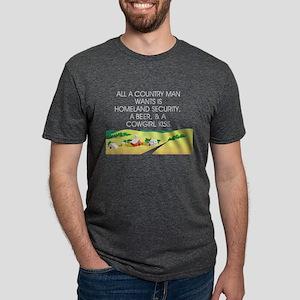 cmwantstran.png Mens Tri-blend T-Shirt