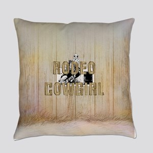 rodeocowgirl3b.png Everyday Pillow