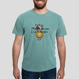 icecreambrain2b.png Mens Comfort Colors Shirt