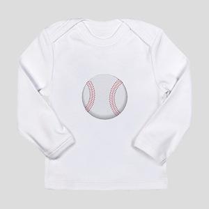 Im The Little Sister Baseball Long Sleeve T-Shirt