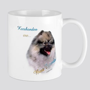 Keeshond Best Friend 1 Mug
