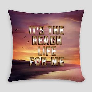 beachlifeforme Everyday Pillow