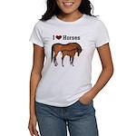Love My Horse Women's T-Shirt