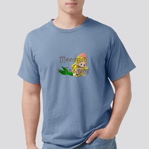 mermaidit Mens Comfort Colors Shirt