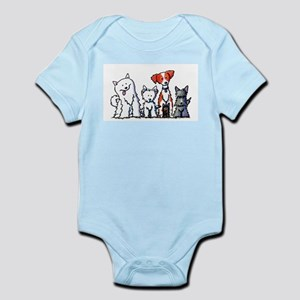 Girlz Day Out Infant Creeper