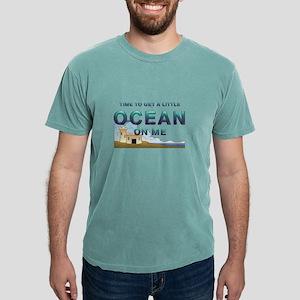 timeoceanme1.png Mens Comfort Colors Shirt