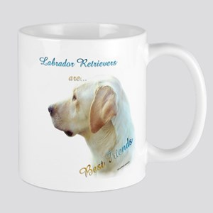 Yellow Lab Best Friend 1 Mug