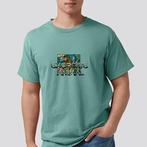 exerciseanimal2.png Mens Comfort Colors Shirt