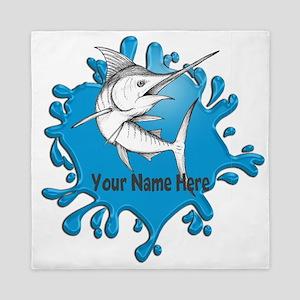 Marlin Art Queen Duvet