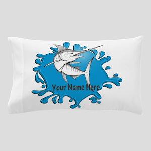 Marlin Art Pillow Case