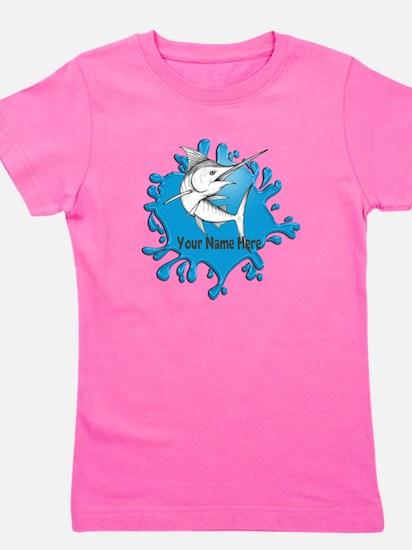 Marlin Art T-Shirt