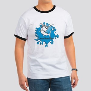 Marlin Art T-Shirt