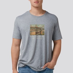 raceday1.png Mens Tri-blend T-Shirt