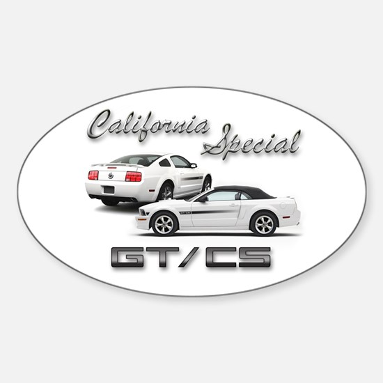 Performance White Products Oval Decal