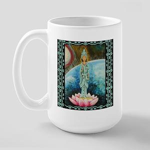 QUAN YIN Large Mug