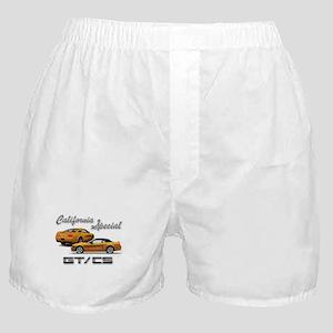 Grabber Orange Products Boxer Shorts