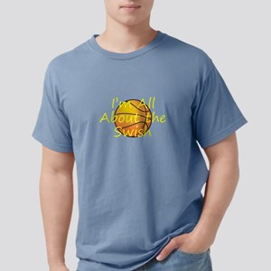 bballswish2tran2.png Mens Comfort Colors Shirt