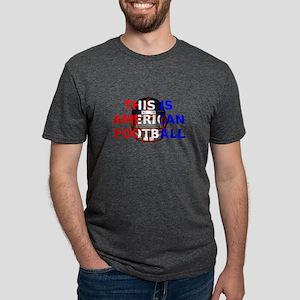 amfootball.png Mens Tri-blend T-Shirt