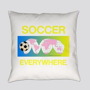 soccereverywhere Everyday Pillow