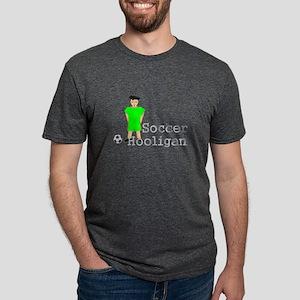 soccerhooligan.png Mens Tri-blend T-Shirt