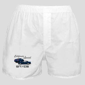 Vista Blue Products Boxer Shorts