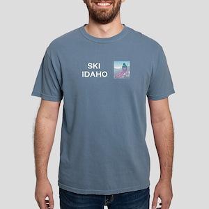 skiidahocap.png Mens Comfort Colors Shirt