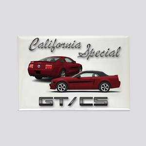 Dark Candy Apple Red Products Rectangle Magnet