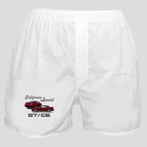 Dark Candy Apple Red Products Boxer Shorts
