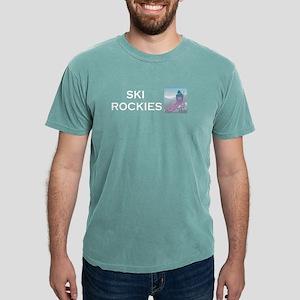 Ski Rockies Mens Comfort Colors® Shirt