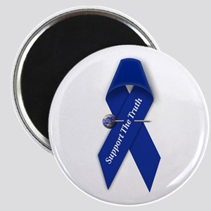 SUPPORT THE TRUTH RIBBON Magnet