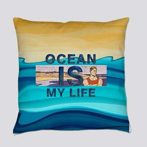 oceanlife Everyday Pillow