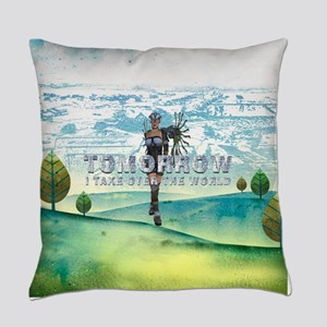 ruletheworld Everyday Pillow