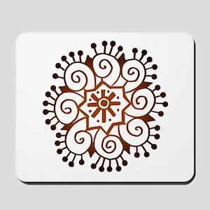 Henna Tattoo Mousepad