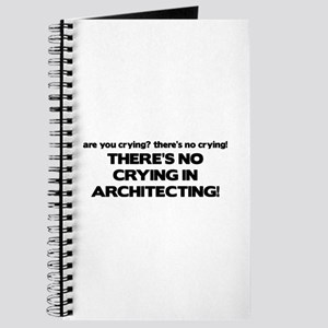 There's No Crying in Architecting Journal