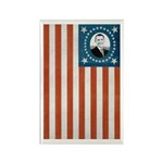 Obama Flag Rectangle Magnet (100 pack)