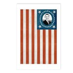 Obama Flag Postcards (Package of 8)