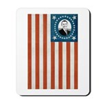 Obama Flag Mousepad