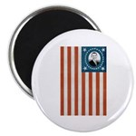 "Obama Flag 2.25"" Magnet (100 pack)"