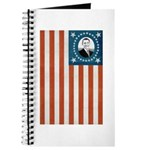 Obama Flag Journal